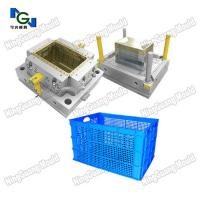 China Hot sales injection plastic turnover box mold on sale