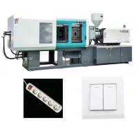 Plastic Socket / Switch Electric Injection Moulding Machine With Servo System Manufactures
