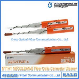 NTT-AT Fiber Optic Smart Cleaner Pen SC/ST/FC 2.5mm Fiber Optic Cleaning Tool Manufactures