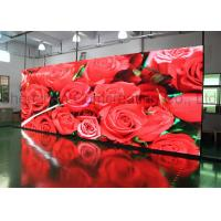 Full Color Electronic LED Sign Display HD P4 Indoor Advertising LED Video Walls Customized Size Front Service Manufactures