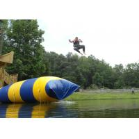 Rent Wonderful Water Blob Jumping Pillow For Inflatable Water Games Manufactures