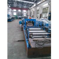 Interchange Roll Forming Machine , C Z Purlin Production Line For Steel Strip Manufactures