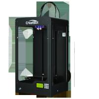 Quality Creatbot 3d DX Plus Color 3d Printer 300*250*520 Mm With Triple Extruders for sale