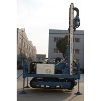 MDL-150D Crawler Mounted Anchor Drilling Rig Rock Layers Casing pipe  Full Hydraulic Manufactures