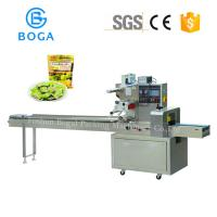 Automatic Candy Packaging Machine / Sweet Wrapping Machine CE ISO9000
