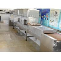 Continuous Structure Food Sterilization Equipment High Efficiency And Speed Manufactures