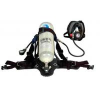Carbon / Steel Composite Cylinder Self-contained Breathing Apparatus 5L & 6L & 6.8L SCBA Manufactures