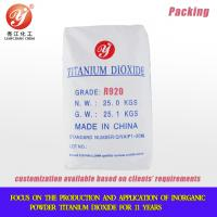 China hot sale Chlorination process Titanium Dioxide R920