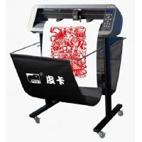 China High Precision Vinyl Cutter Plotter With SD Card, Micro-step Driver For Adhesive Sticker on sale