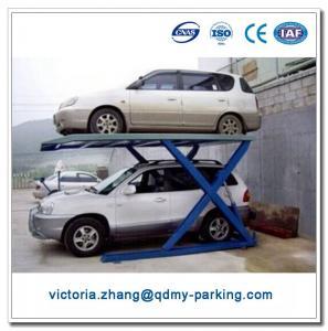 China Hydraulic Scissor Lift Table for Car Storage Scissor Lift 220v Scissor Lift Platform on sale