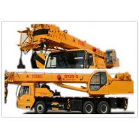 Buy cheap 25 Ton Hydraulic Truck Crane 2500r / Min Rotate With Full Load 30000kg from wholesalers
