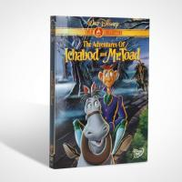 wholesale disney The Adventures of Ichabod and Mr. Toad dvd,movie supplier wholesaler Manufactures