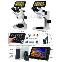 9.7 Inch Screen Digital LCD Microscope Stereo Microscope A36.2801 Manufactures