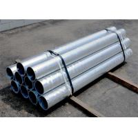 Galvanized Steel Drain Pipe Thickness 1mm-10mm ISO SGS CE Certification Manufactures