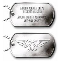 Genuine Military Dog Tag,Metal Caft,Strap Manufactures