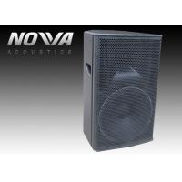 RCF Style Passive Full Range Loudspeaker For Nightclub / Conferences Manufactures