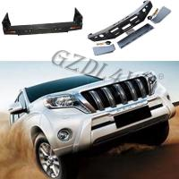 China Aluminum Rear And Front Bumper Guard For Toyota Land Cruiser Fj150 on sale