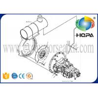 China PC300-7 Excavator Hydraulic Parts Hydraulic Main Pump 708-2G-00024 708-2G-00023 708-2G-00022 on sale