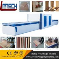 China TM pvc door panels vacuum membrane press machine on sale