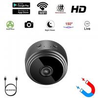 Mini Size Doorbell Security Camera System , Digital Doorbell Camera 25 Frames
