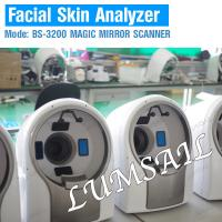 Three Spectrum Skin Analysis Machine With Canon Camera Magic Mirror For Beauty Salon Manufactures
