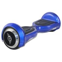 Fashion Blue Two Wheel Intelligent Blue Chrome Electric Self Balancing Scooter Electric Drifting Board Manufactures