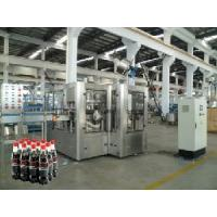 Carbonated Soft Drink Machine for Cola, Gas Water Plant Manufactures