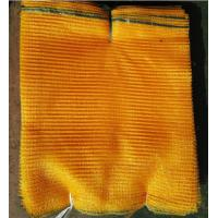 Long Life Time Mesh Netting Bags Raschel Solid Stucture For Agriculture Products Manufactures