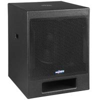 "12"" active Subwoofer Stage Sound System powered Speakers VC12BE Manufactures"