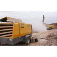 Rock Drilling Atlas Copco Portable Screw Air Compressor Diesel Engine Powered Manufactures