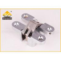 180 Degree Zinc Alloy Soss Invisible Concealed Hinge For Folding Wood Door Manufactures