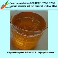China high performance Polycarboxylic acid water reducer PCE 40% 50% on sale