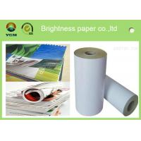 Lightweight Glossy Photographic Paper , Wood Pulp Glossy Photo Paper Manufactures