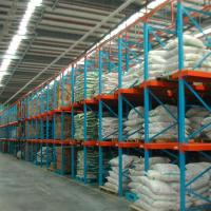 Storage Equipment Adjustable Drive In Racking System Metal Storage Bin Rack Manufactures