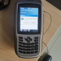 Full keyboard for Howay Brand GPS Handheld Howay T17 with Windows System Manufactures