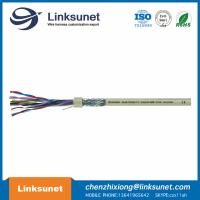 Helukable Wire And Cable PAAR Tronic CY 2G ,  0.14mm2 GY PVC Wires And Cables Manufactures