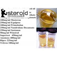 GMP Injectable Muscle Gain Testosterone Steroid Tren Test Depot 450 Semi Finished Oil Manufactures