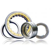 Chamber Cages Steel Ball Bearings , Machine Tool Bearings With Rough Ground Inner Ring Manufactures