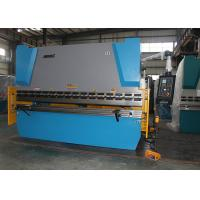 Durable NC Press Brake Machine Hand Operated Bending Machine European CE Standards Manufactures