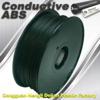 Markerbot ,  ABS Conductive 3D Printer Filament 1.75mm / 3.0 mm Manufactures