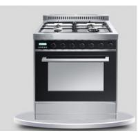 China XS-889B Intergrated Gas Hob Electric Oven Cabinet 220V XSKITCHEN Brand OEM on sale