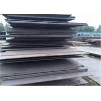 High Intensity Hot Rolled Steel Plate For Making Constructive Machine Manufactures