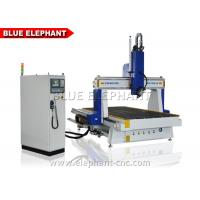 3D Carving 4 Axis CNC Router Machine Manufactures