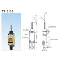 Tend Limit Switch Spring Type TZ-8169  Position Switch TZ8169 Manufactures