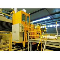 Ductile Iron Pouring Machine Longitudinal Vehicle Rail System Cable Device Manufactures