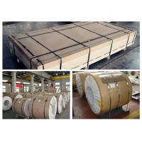Buy cheap Auto Body Sheet Aluminum Sheet Metal Rolls Coil AMr3/1530 EN AW 5754 2560mm OD from wholesalers