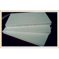 China Fiber Reinforce Plastic Plates Aluminum Honeycomb Panels Wood Frame For Clean Room on sale