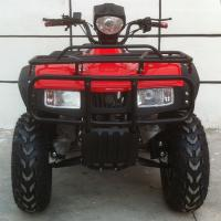 CDI Electric Start 4 Stroke Single Cylinder Sport Utility ATV With Car Front Suspension Manufactures