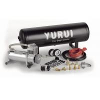 Medium Duty Onboard Air System Black And Silver 2.5 Gallon Air Compressor Manufactures