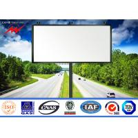 China Movable Mounted LED Screen TV Truck OutsideBillboard Advertising , SGS on sale